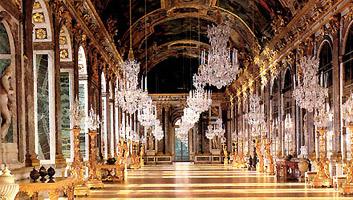 Chateau de versailles Tours