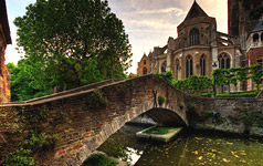 Tour a Brujas desde Paris