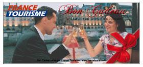 bon cadeau diner croisière sur la Seine