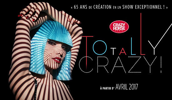 The Crazy Horse Paris