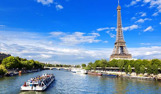 Croisieres sur la Seine à Paris au meilleur prix
