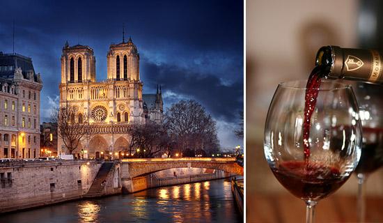 """Cruise """"Make your wine on Seine"""" - Wine tasting workshop"""