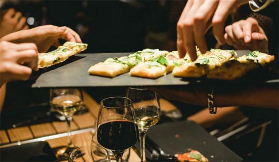 Diner Croisière Italien