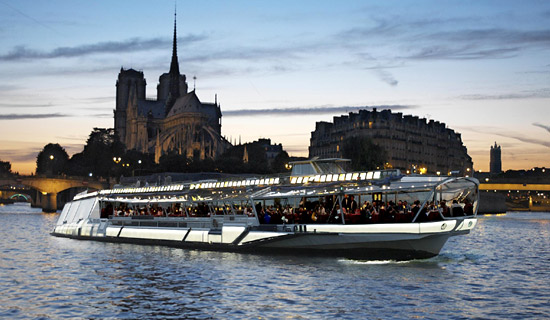 Cena crucero en Paris  - Ofertas exclusivas