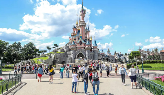 Disneyland® Paris - Excursion visita 1 dia