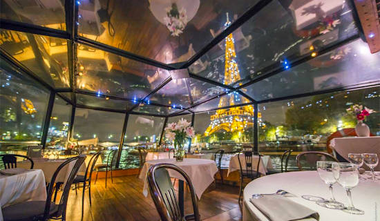 Bastille Day Special dancing dinner cruise
