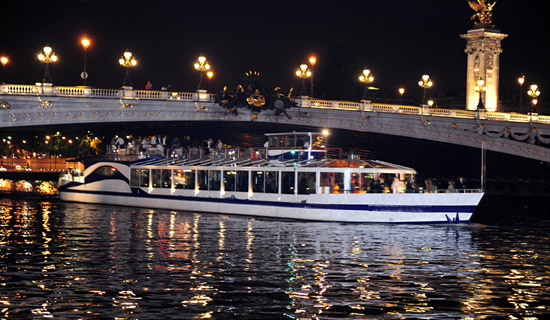 Lounge dinner cruise July 14th Special
