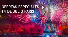 14 de julio 2019 en Paris
