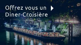 Croisières et Diner Croisiere sur la Seine à Paris