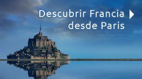 Excursiones en Francia a la salida de Paris