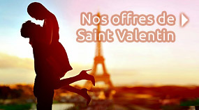 Saint Valentin 2019 à Paris