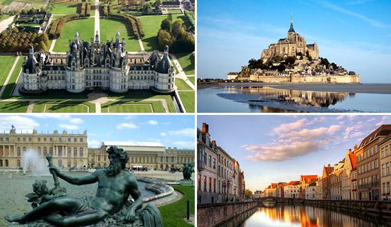 France tourisme voyages cartes for Site touristique france
