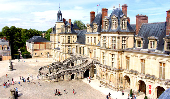 Excursion Visite du Chateau de Fontainebleau & Barbizon