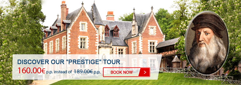 Loire Valley Castles Prestige Tour by small group