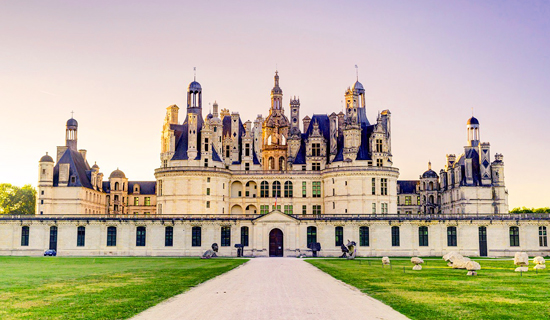 Discover the Loire Castles at the best price!