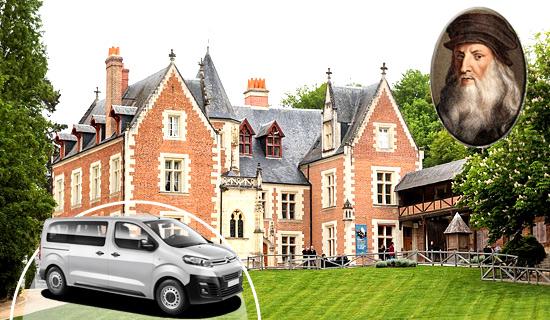 Loire Castles Prestige Tour