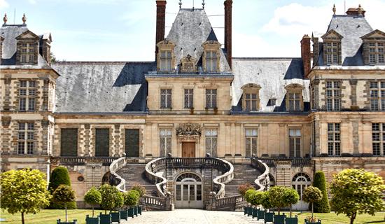 Visite privée  du Chateau de Fontainebleau