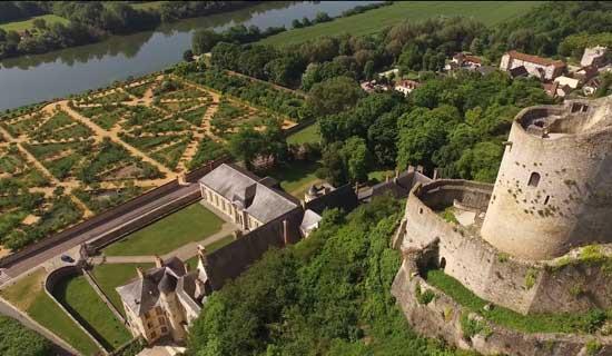 Excursión a Giverny y La Roche Guyon 19 de junio
