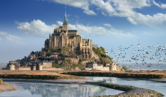 Excursion et visite du Mont Saint Michel