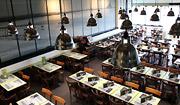restaurant Terrasses de la baie in mont st michel