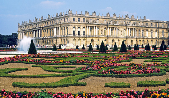 Versailles at your leisure Choice of visits
