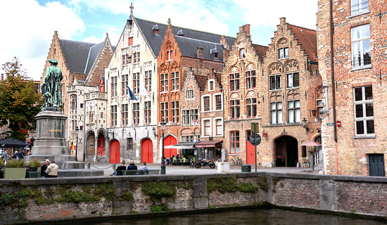 Excursion à Bruges La venise du Nord