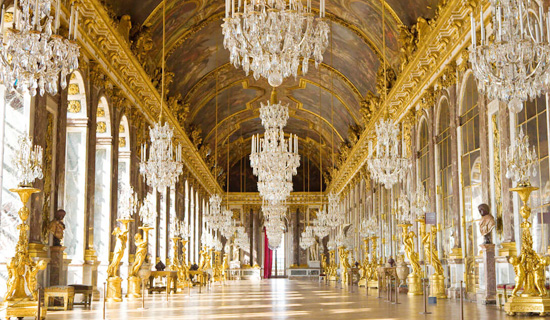 The Versailles Palace - Half day tour - Transport included