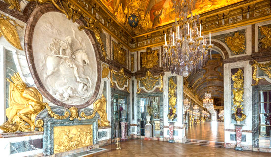 Versailles palace tour Full day