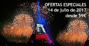 14 de julio en Paris