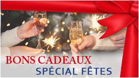 Bons cadeaux - Special fêtes