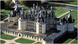 Chateaux de la loire - Loire valley Castles - Castillos del Loira