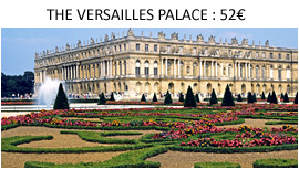 Versailles Tour from Paris