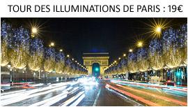 Illuminations de Noel Paris