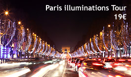 Christmas illuminations Tour