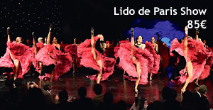 Espectaculo del Lido de Paris