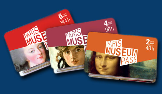 Pass Museum Paris - Louvre Museum included !