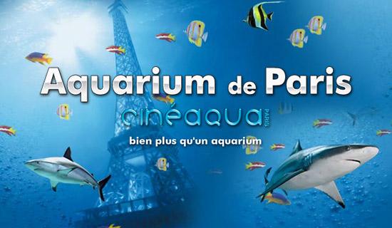 Paris Aquarium visit