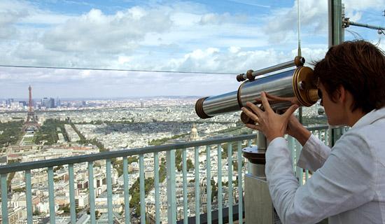 Visita de la Torre Montparnasse