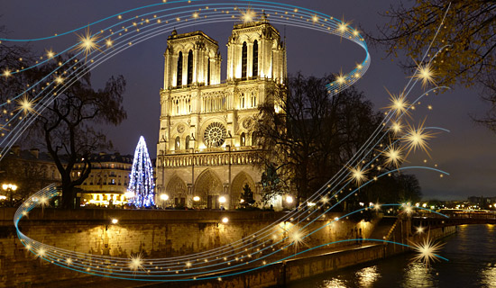 Christmas 2019 offers in Paris
