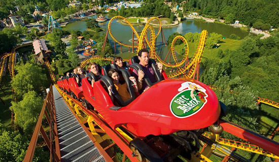 Billet Parc Asterix