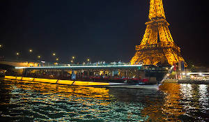 Prestige Dinner Cruise Bateaux Mouches