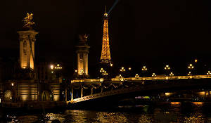 Night Cruise on the Seine