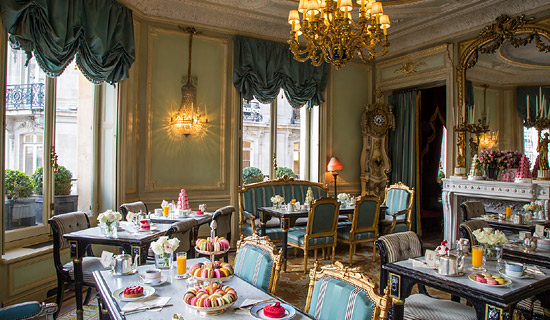 "Lunch or dinner at the restaurant ""Ladurée"""