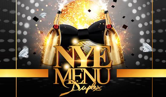 Vispera de Año Nuevo en el club Duplex con buffet gastronomico