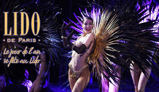 Lido de Paris : Soirée spectacle spécial 31 décembre
