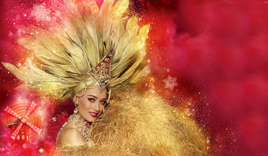 Moulin Rouge : Special 31st december evening show