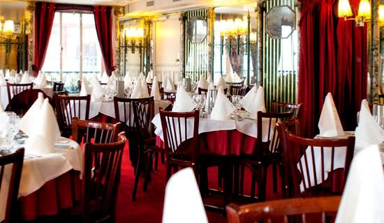 Reveillon au restaurant Les Noces de Jeannette - Opéra