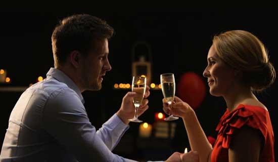 Croisière Champagne aux Chandelles - Spécial Saint Valentin