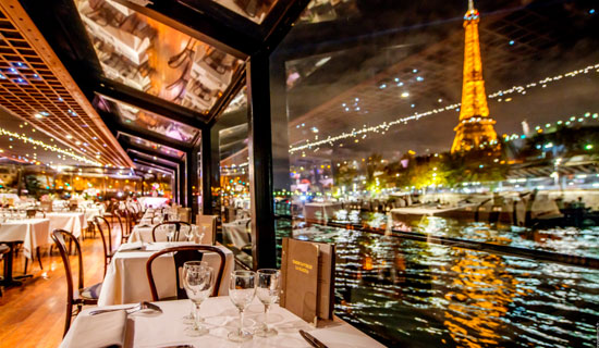 Dinner cruise at 9:00 pmValentine's Special