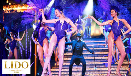 The Lido de Paris at Best price - Exclusive Offers
